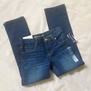 Gap Kids 10 Reg Straight Leg Jeans